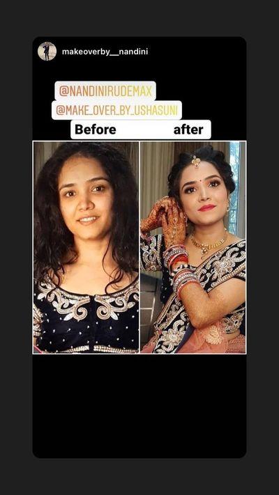 Jain Bride Makeover