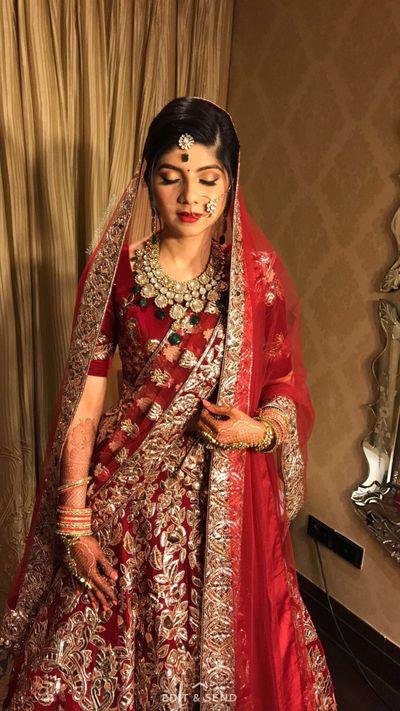 Bride Aakanksha