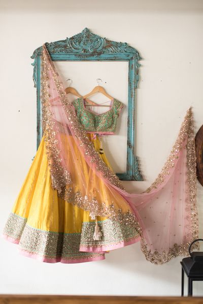 New collection by Anushree Reddy