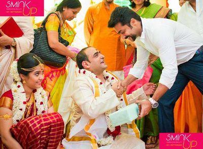 Director Vikram Kumar Weds Srinidhi