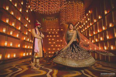 Swinging from the chandeliers : NihAnkur ❤