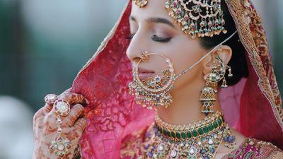 Jaspreet's Wedding day - Safarsaga Films