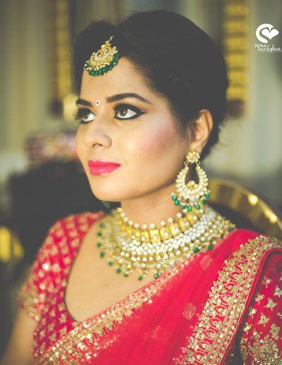 Bride Amisha