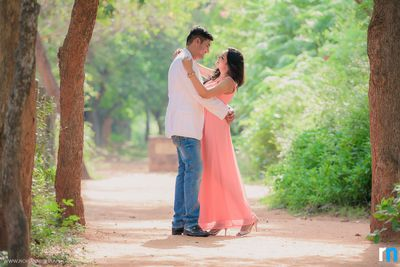 Nikita + Rishi, A beautiful Pre Wedding Shoot at Pondicherry