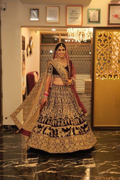 Bride Kanika