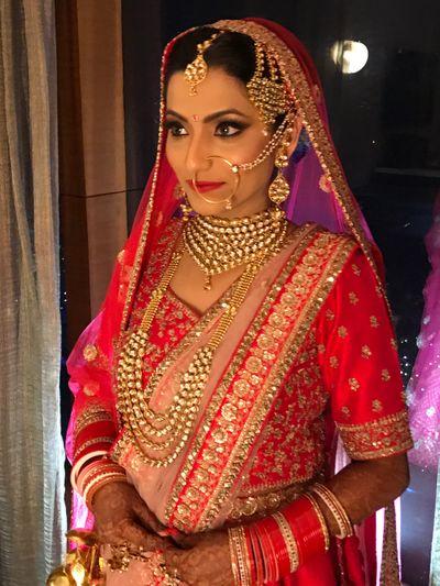 Bride Pooja