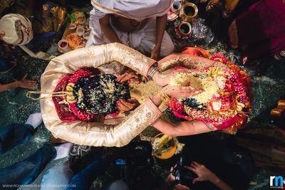 Vidya & Praveen | A Beautiful Tamil Telugu Cross Culture Wedding