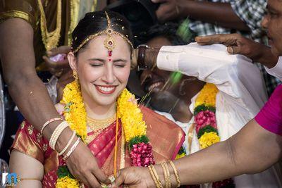 SHVETA & PRASAD'S BUCOLIC TAMILIAN VILLAGE WEDDING