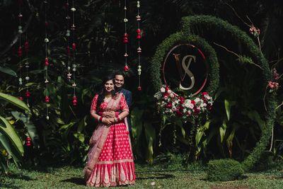 Seerat and Venkatesh
