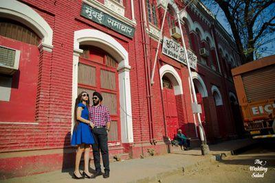 Avneet & Arjun - Mumbai Pre-Wedding Shoot