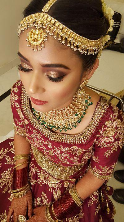 Ankita Rajasthani Wedding