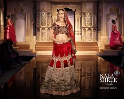 Mughal Bride  Collection
