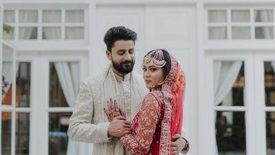Shuja and Eram - Best Candid Wedding Photographers in Chandigarh - Safarsaga Films