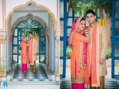 Harneet + Kunal, A Beautiful Destination Wedding