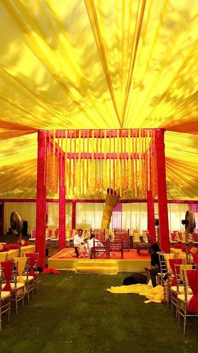 Vedic wedding