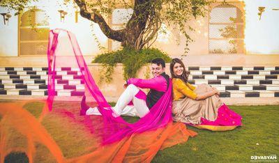 Megha & Nilesh