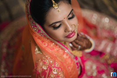 Rishi & Nikita | A Beautiful Konkani Himachali cross culture wedding