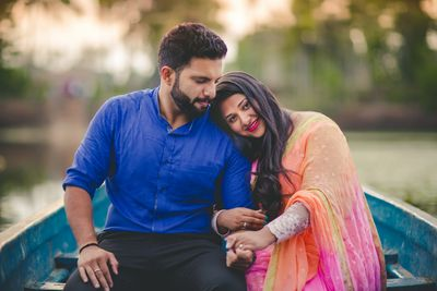 Anusha + Devi Dayal | Couple Shoot