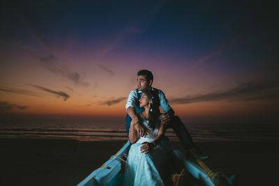 Rhea + Mehaal | Couple Shoot