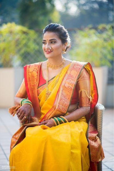 Regal Maharashtrian Wedding