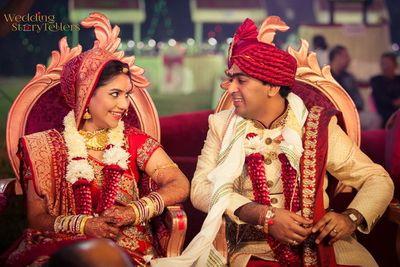 Pankti weds Pranit