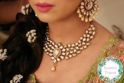 Dakshi - The Gorgeous Muslim Bride