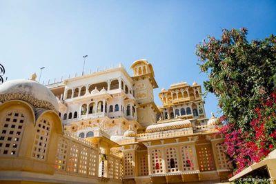 Chunda Palace - Abhinav & Vidhi