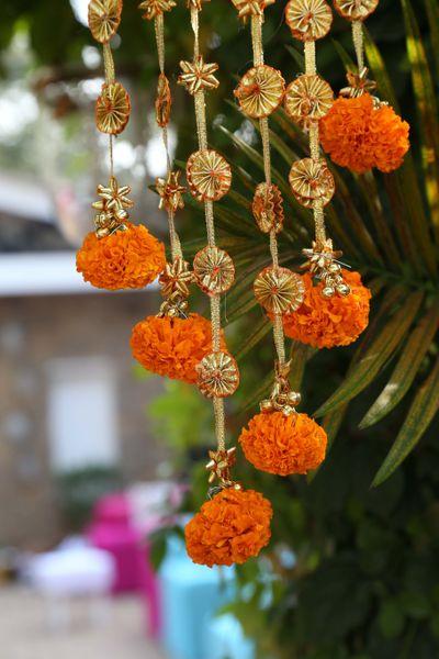 Outdoor Mehendi & Sangeet
