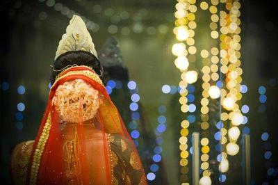 Alluring Bengali Bride