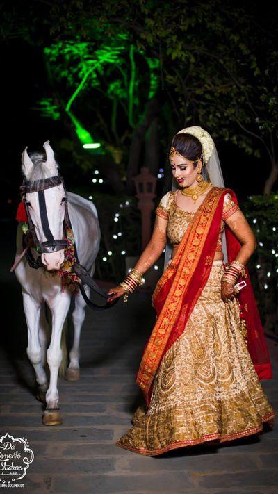 Sarita's wedding
