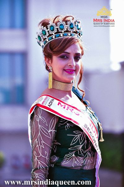 Mrs India 2017,Rashmi Uppal