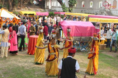Regal Wedding (Samode, Rajasthan)