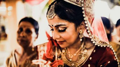Bengali wedding (Susmita+Pavan)
