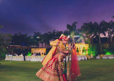 Nishant weds Suchita