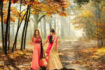 Samayra & Sudhir