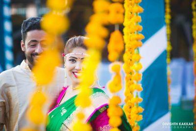 Marathi Love; Preeyanka + Arjun