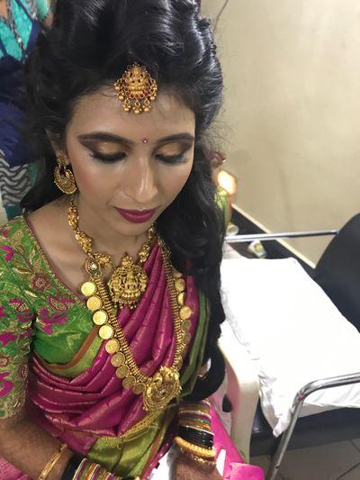 Pallavi's Reception
