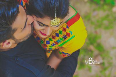 Abhishek + Naina Pre Wedding