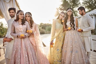 Alchemy by Anita Dongre Spring/Summer 2017