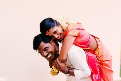 A Quaint South Indian Wedding