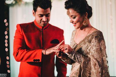 A Sparkling Engagement