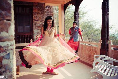 Neemrana Fort Royal Pre Wedding