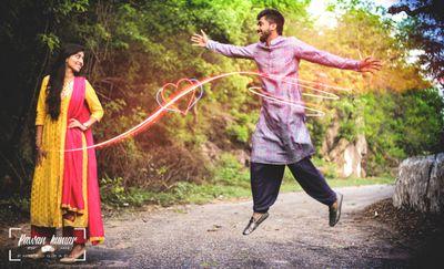 Harsha & joo pre wedding