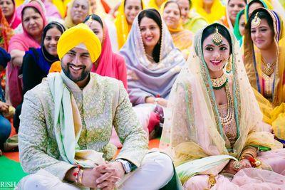 Sikh Wedding - Ludhiana