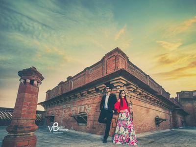Rajat + Deepshikha Pre Wedding