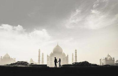 A Taj Love story