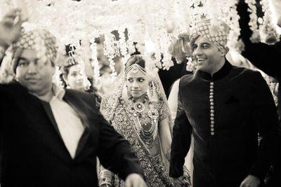 A beautiful Dec wedding in Delhi