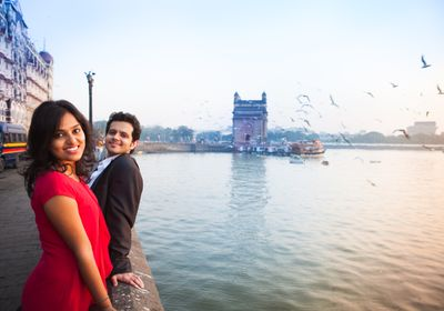 Pooja & Anand's pre wedding shoot