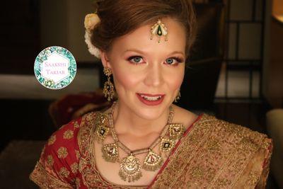 The Adorable American Bride Ingrid