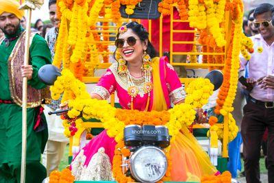 Sachin & Neha